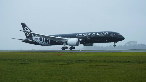 FLIGHT AND DELIGHT: Air New Zealand has started operating its new 787-9 Dreamliner to Sydney.