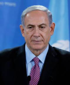 UNDER THE GUN: Israeli prime minister Benjamin Netanyahu is facing criticism at home in the aftermath of the Gaza war.
