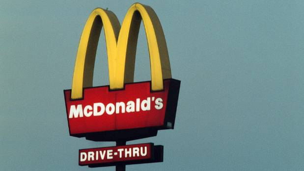 Cardinals join fight against McDonald's at the Vatican
