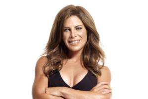 Comeback queen: Jillian Michaels from The Biggest Loser US.