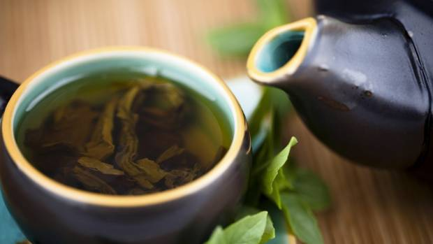 Instead of several coffees per day, why not try swapping a few for herbal teas?