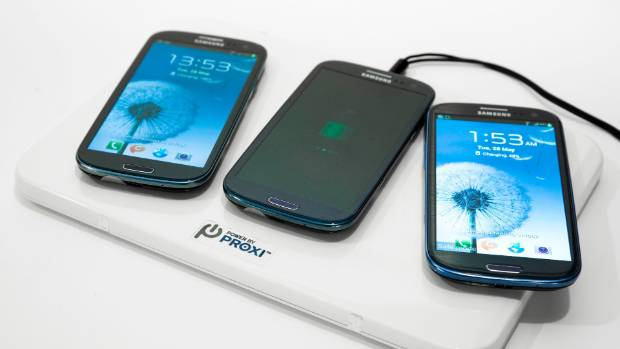 Wireless charging does away with the need for charging cables for each device.