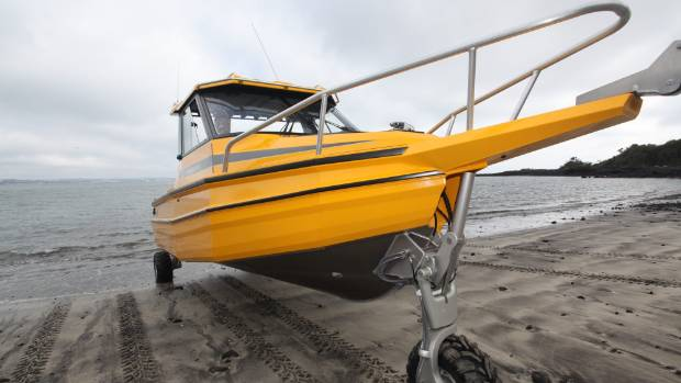 Stabicraft uses Sealegs amphibious technology | Stuff.co.nz