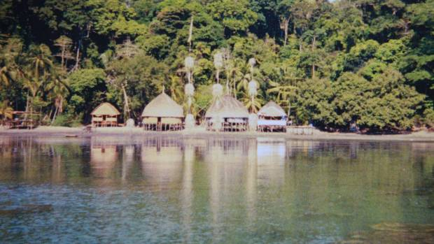 Idyllic lives in stilted houses were ripped apart by the 2004 tsunami that battered the Nicobar Islands.