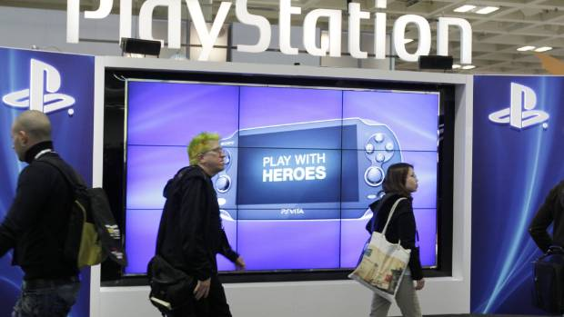 Sony eyes mobile gaming