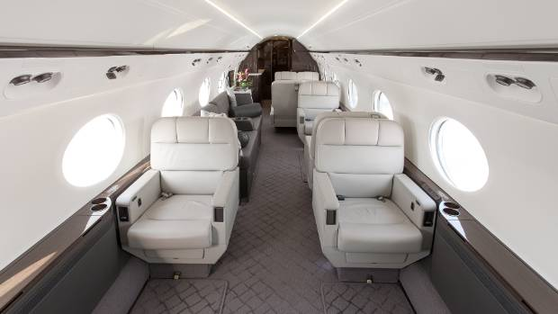 SERIOUSLY EXPENSIVE: Celebrate the new year VIP style in Private Fly's chartered jet trip between Sydney and LA.