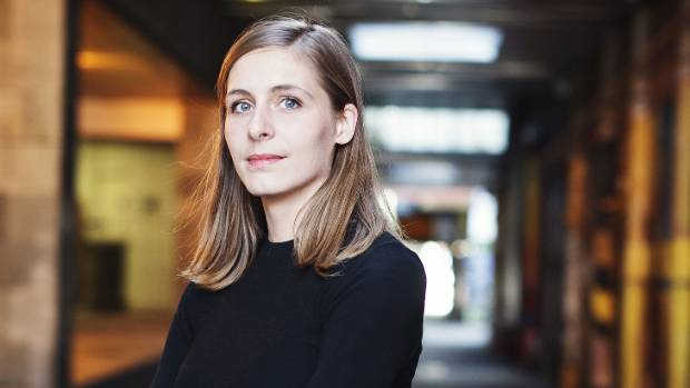 DISHING OUT: Man Booker Prize winner Eleanor Catton is not happy being seen as an ambassador for New Zealand.