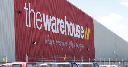 Woolies has sold its stake in The Warehouse Group for $84.1 million.