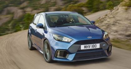 DRIFT MODE: Block-approved bells and whistles packed into next-gen Ford Focus RS.
