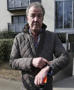 Time for a new job: Top Gear presenter Jeremy Clarkson has been sacked.