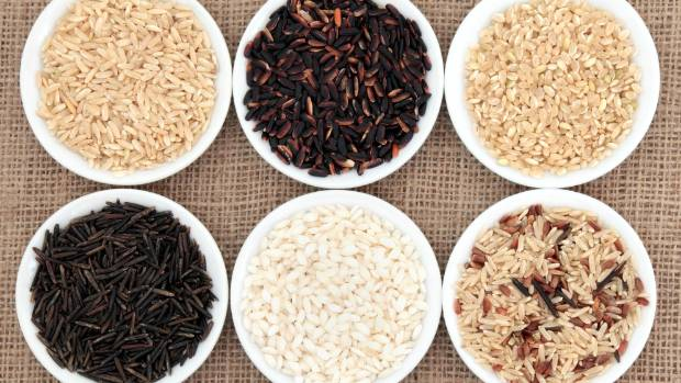 In many parts of the world, rice is a staple.
