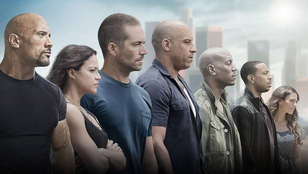 The Fast and the Furious 7 was a touching tribute to Paul Walker, who died in a car crash.