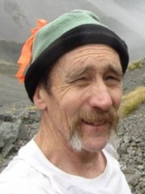 Though an experienced tramper Greg Ross, 63, had not been to the area for 30 years.