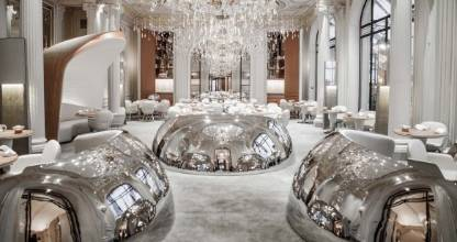 A century after its original inauguration, the Plaza Athenee has colonised three adjacent buildings to create six new rooms, eight suites, a ballroom and new function rooms.
