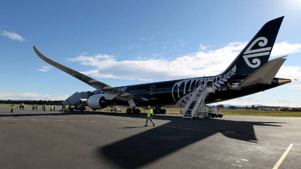 Air New Zealand scoops top regional award for the seventh year running.