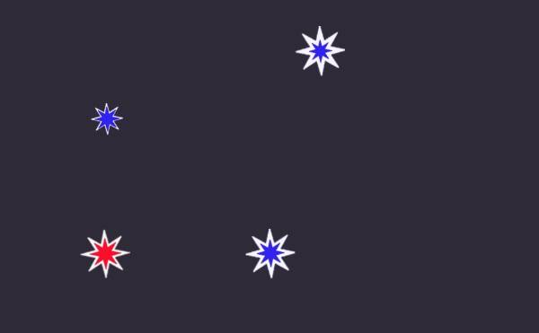 Flag Design Ideas or sacred tree of the celtic druids and the tree of life from christian mythology some of the design ideas i came up with based on this concept were Nelson Based Artist Tao Wells Used Actual Colours Of The Southern Cross Stars As