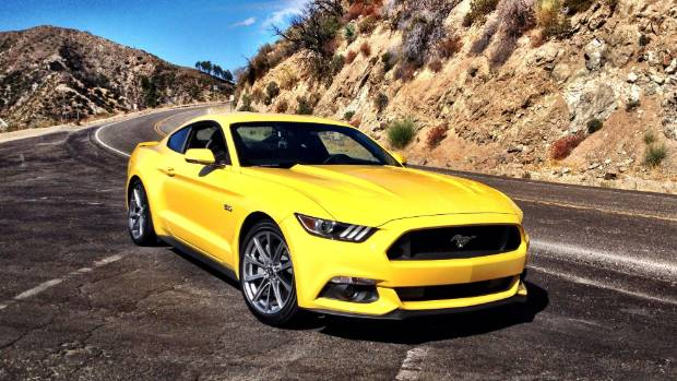 2016 Ford Mustang - Kiwis queuing up | Stuff.co.nz
