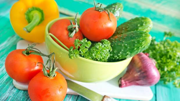 Vegetables must be part of a healthy meat-free diet, but they can't be the only part.