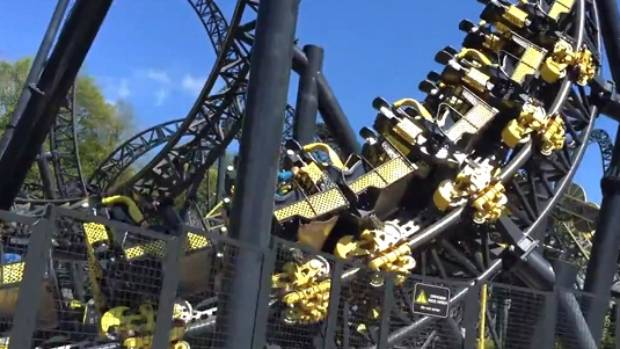 Alton Towers starts to see recovery in trade