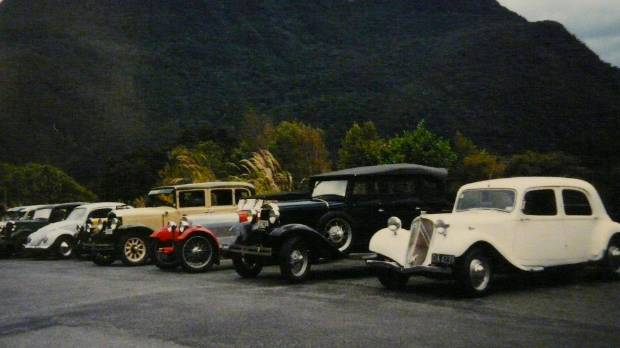 South Otago Vintage Car Club secretary Mel Tapp fears events like this recent vintage rally may become a thing of the past if the Government's new Health and Safety Reform Bill is passed in its current format.
