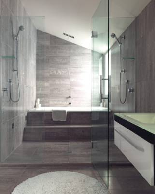 Six of nz 39 s most beautiful bathrooms for Wet area bathroom ideas