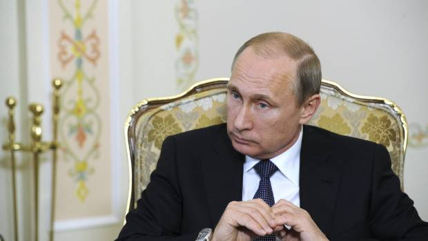 Russian President Vladimir Putin plans to increase Russia's presence in Syria.