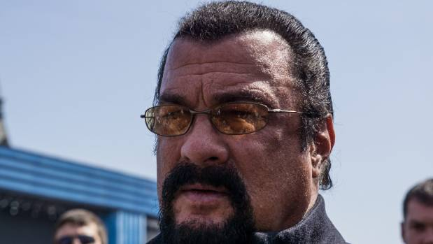 Steven Seagal shows he's a master of martial arts | Stuff.co.nz