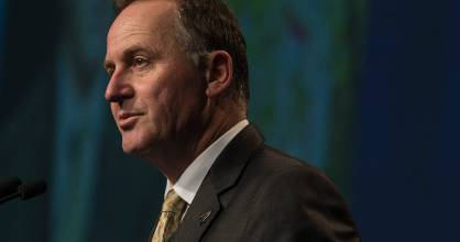 "John Key says there is no ""ideological"" barrier to more spending if the economy needs a boost."