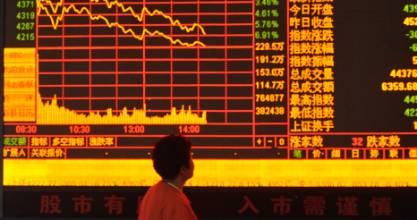 China's ailing sharemarket could have a greater impact on New Zealand than Greece's financial turmoil.