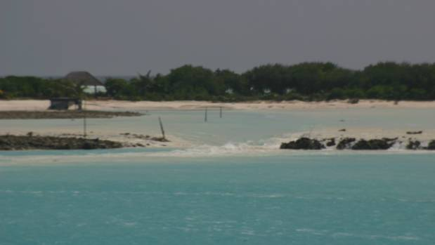 Low-lying Maldives were badly affected by the tsunami which hit South East Asia on Boxing Day, 2004.