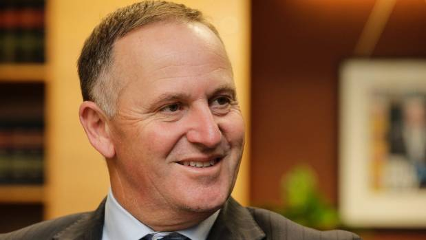 Prime Minister John Key, who received a letter from a Saudi sheikh upset about New Zealand's ban on live sheep exports ...