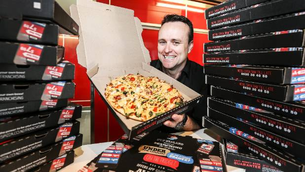 A driverless pizza delivery system from Domino's could be coming to New Zealand.