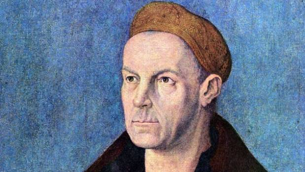 Jacob Fugger, as painted by Albrecht Durer, had a gift for making money.