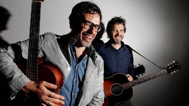 Flight of the Conchords Jemaine Clement and Bret McKenzie will take to the stage once again.