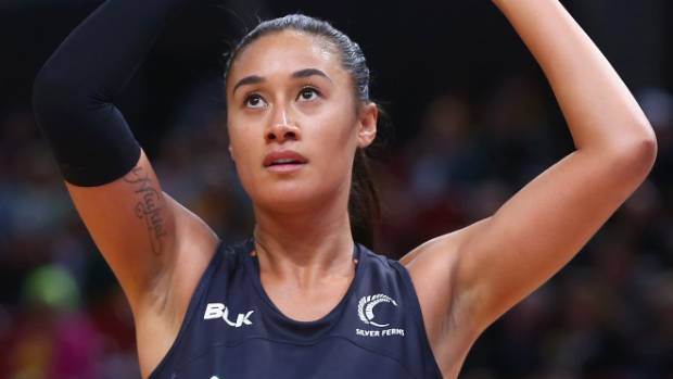 Silver Ferns star Maria Tutaia commits to Northern Mystics for 2016 ...