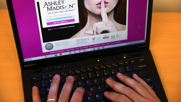 An Auckland man who used Ashley Madison briefly this year has been the target of a blackmail email.