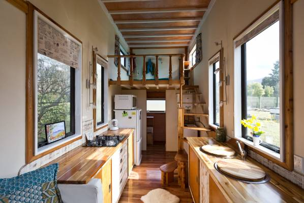 Tiny houses 39 wow 39 and inspire alternative living - Architect designed modular homes nz ...