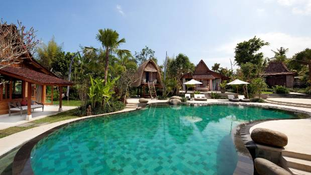 Escape Haven, founded by Hall, is a wellness retreat in Bali for women to unwind.