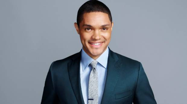Trevor Noah: 'You can be pro-cop and pro-black'