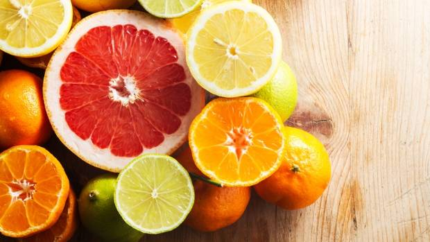 Citrus fruits are a great source of vitamin C, which is critical to eye health.