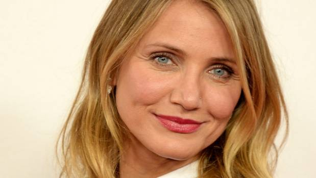 Cameron Diaz's only nude photo shoot resurfaces online | Stuff.co.nz