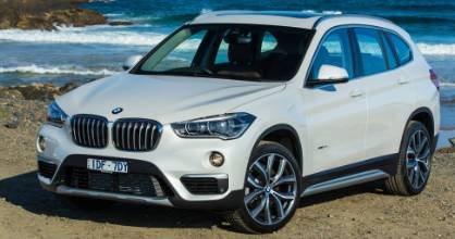 It's a BMW on the outside, but new X1 borrows its platform from the Mini.
