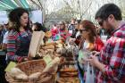 Outdoor markets in Buenos Aires sell everything from organic vegetables to handicrafts.