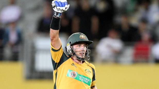 Former Australian batsman Michael Hussey will make a one-game Twenty20 cameo for the Canterbury Kings.