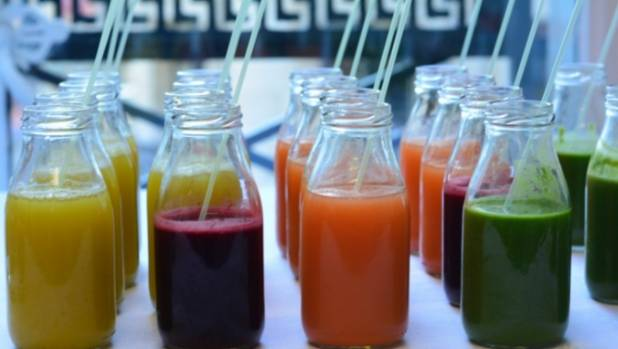The healthy juice craze only looks set to soar in popularity.