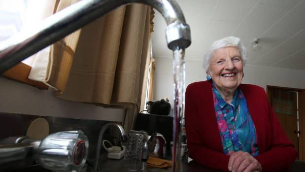 Anti-fluoride activist Imelda Hitchcock believes fluoridation could become a major election issue.