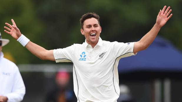 Boult grabs two, Australia increase lead further