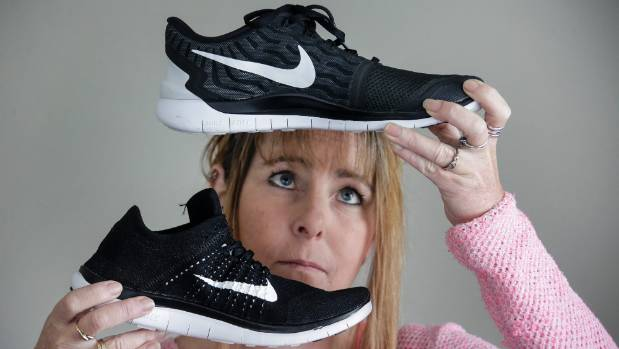chloe handbags replica uk - Scam leaves Wellington woman out of pocket, with fake Nike shoes ...