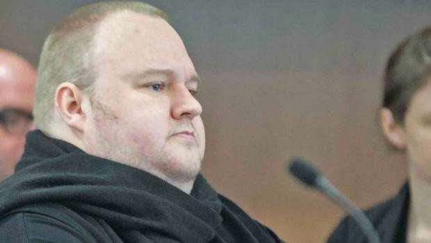 Kim Dotcom awaits the judge's decision in his extradition case to the US on charges of copyright infringement and illegal file sharing.