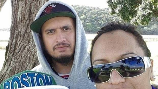 Lee Rata with his sister Liz Waipouri and nephew Adrian. Rata died from injuries caused during an assault in Kaitaia.